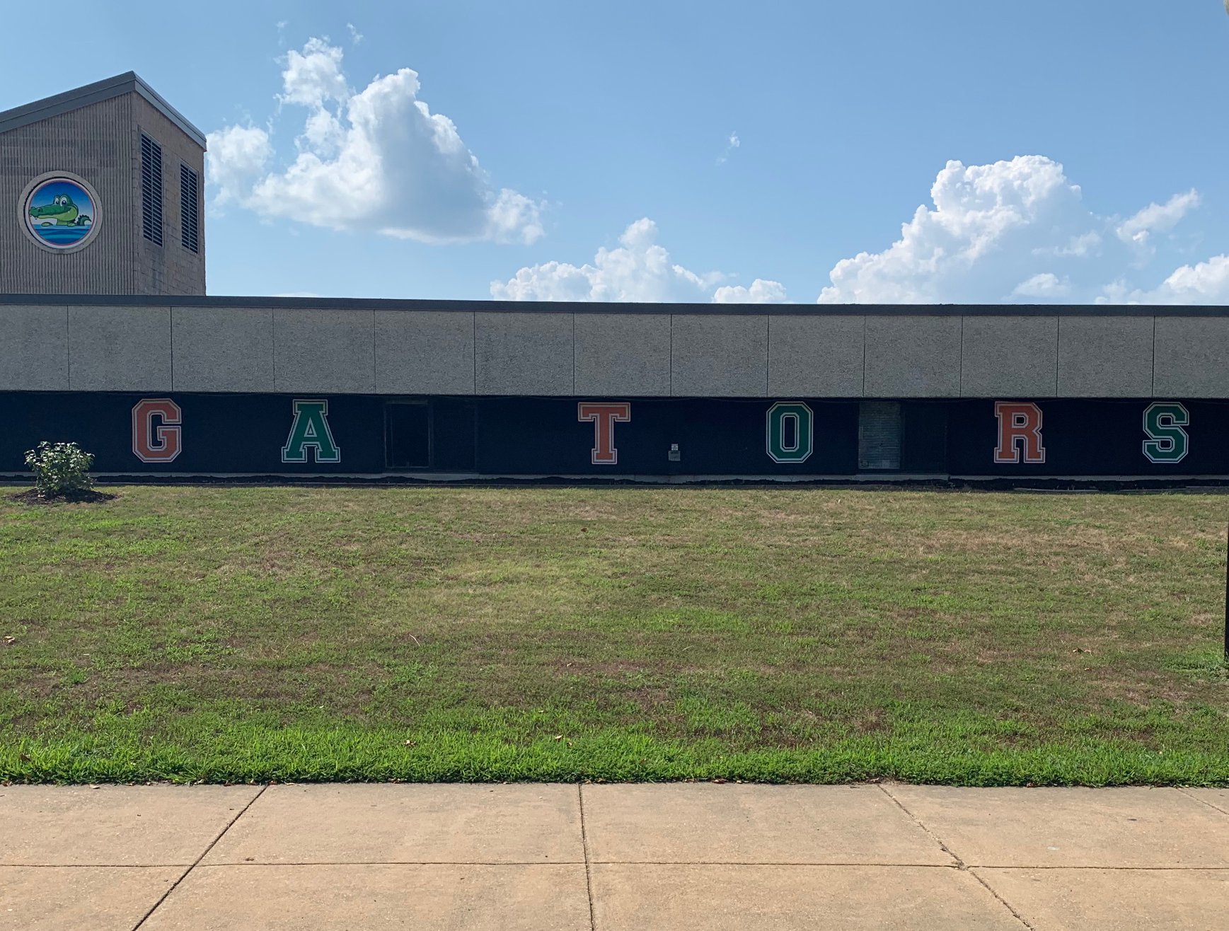 Garrisonville Elementary Exterior Wall G