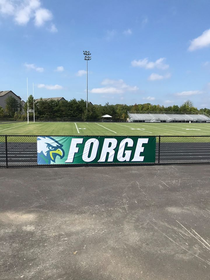 Colonial Forge Banner