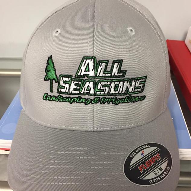 All Seasons Landscaping Hats
