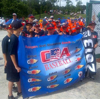 CBA Baseball Banner