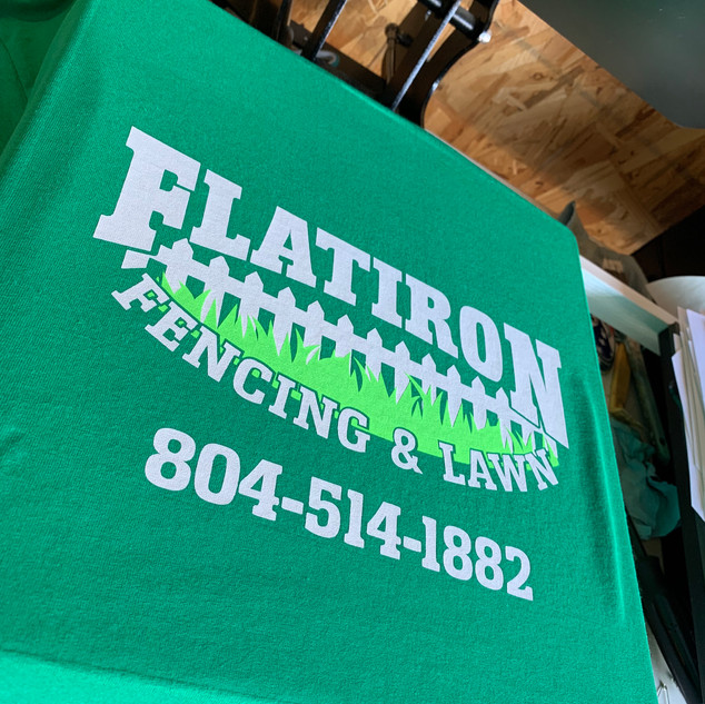 FlatIron Fencing Shirts