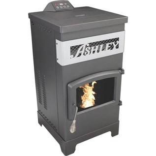 Ashley wood burning pellet stove.