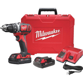 Milwaukee Lithium-Ion Drill $149.97