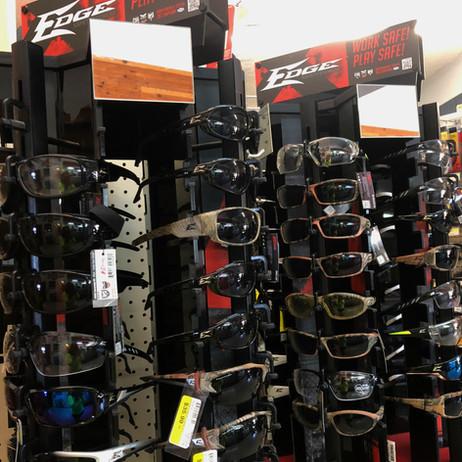Edge Sunglasses and Protective Eye Wear