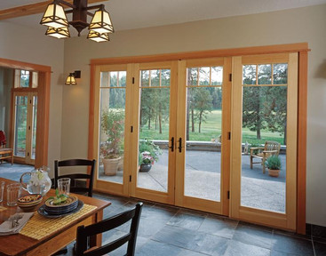 Jeld-Wen windows and doors.