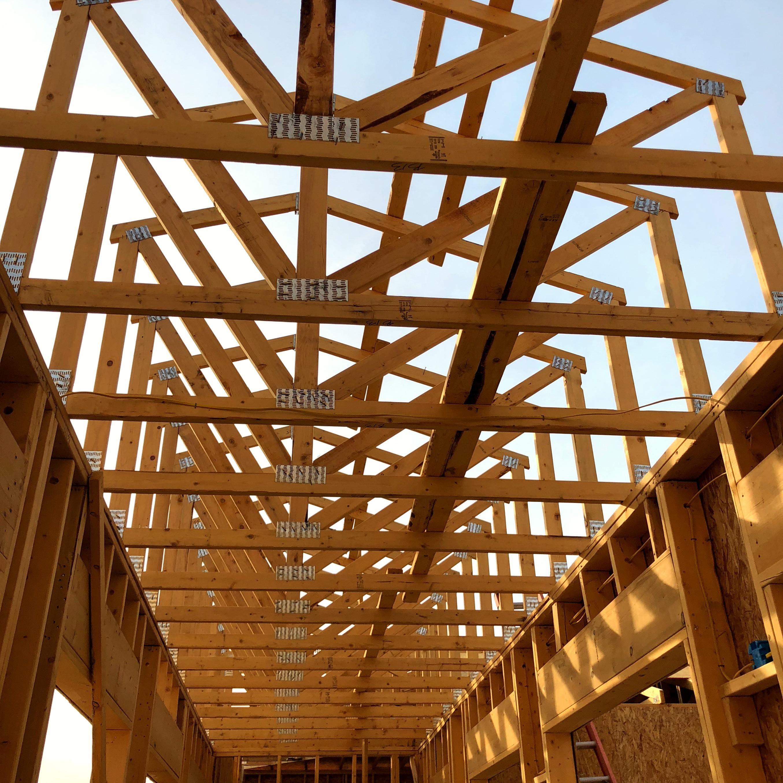 Wood Floor And Roof Truss Raks Building Supply
