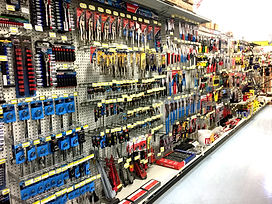 Hand tools, power tools and accessories at RAKS Building Supply in Los Lunas, Albuquerque, Edgewood and Socorro, New Mexico.