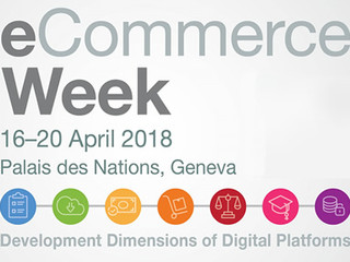 Nextrade at UN Ecommerce Week in Geneva