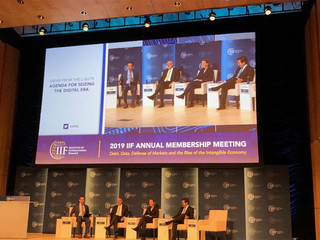 Nextrade at Institute of International Finance (IIF) Annual Meetings