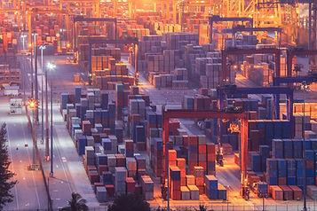 Container logistics spend