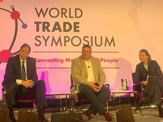 Nextrade at World Trade Symposium on ways to power interoperability in trade through technology