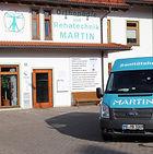 Sanitätshaus Martin, Miesbach, Gewerbegebiet, Orthopädie und Rehatechnik