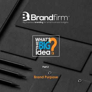 Part 2 - Brand Purpose