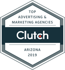 Brandfirm Named by Clutch as a Top Performing Agency in Arizona