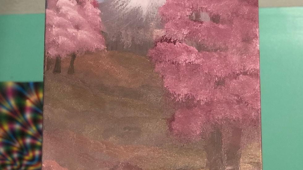 As The Sakura Blooms