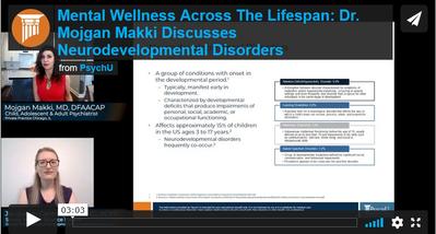 Dr. Makki Discusses Neurodevelopmental Disorders.png