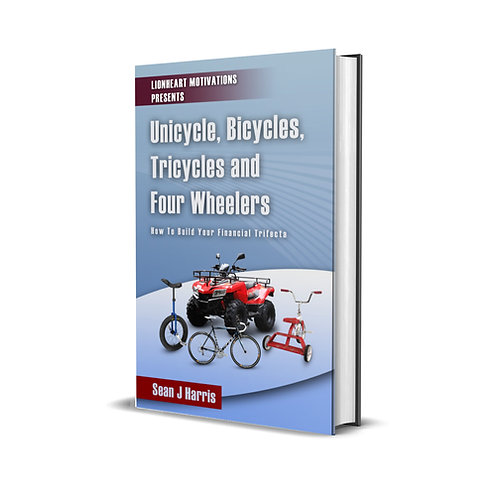 Unicycles Bicycles Tricycles and Four Wheelers