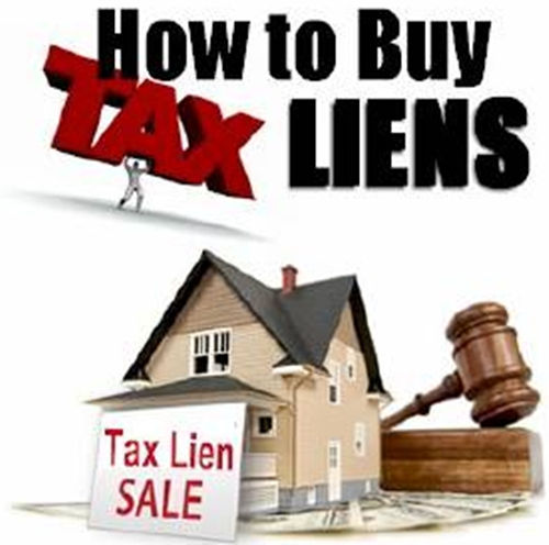 How  To Buy Tax Liens