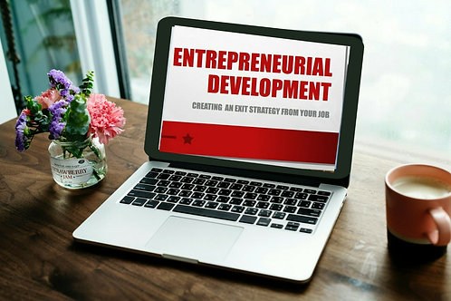 Entreprenuerial Development Course