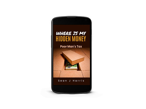 Where Is My Hidden Money eBook