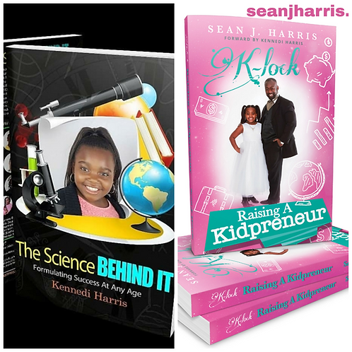 Kidpreneur Book Bundles