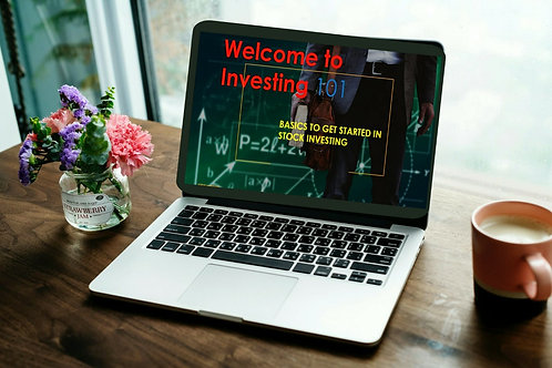 Welcome To Investing 101 Course