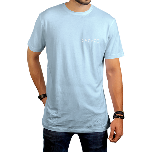 Kindness is a Language T-Shirt (Blue)