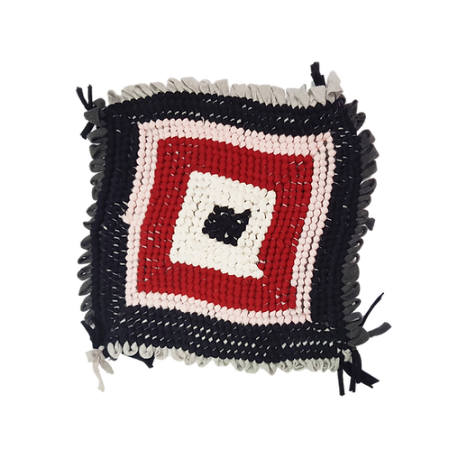 Poppy (Small Square Rug)