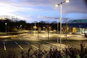 Millfield, Somerset Car Park
