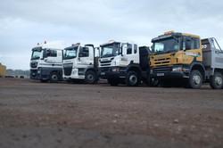 RK Bell Lorry Fleet
