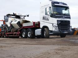 Volvo FH6x2 Tractor Unit
