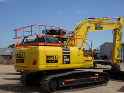 Hydraulic Excavator  PC210LC