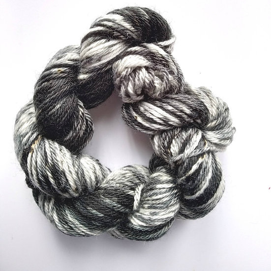 Ink available in 4ply, DK, Aran, Sock in Wool and Cotton
