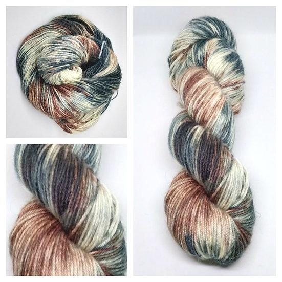 Jerk available in 4ply, DK, Aran, Sock in Wool