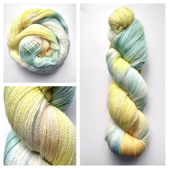 Isle of Lewis available in 4ply, DK, Aran, Sock in Wool and Cotton
