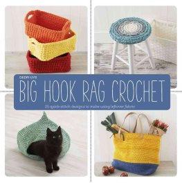 Big Hook Rag Crochet Book
