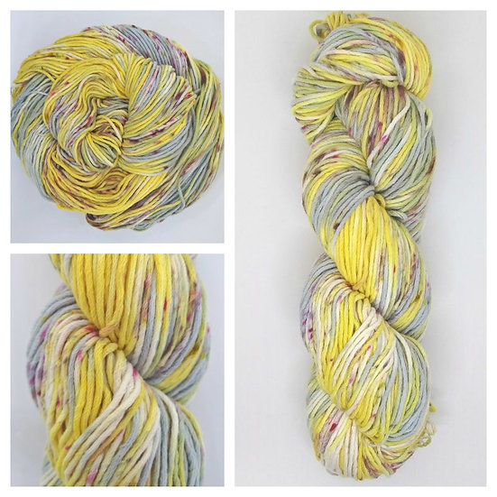 Orkney available in 4ply, DK, Aran, Sock in Wool and Cotton