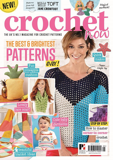 Crochet Now Issue 5