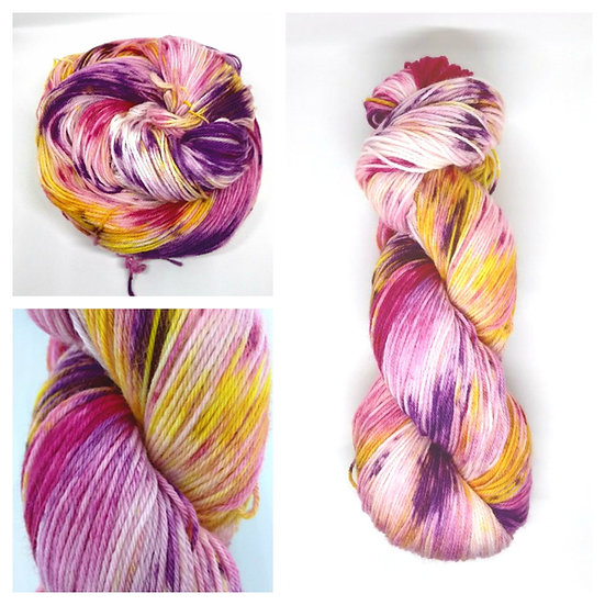 Tynelight available in 4ply, DK, Aran, Sock in Wool and Cotton