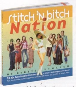 Stitch Bitch Nation Book