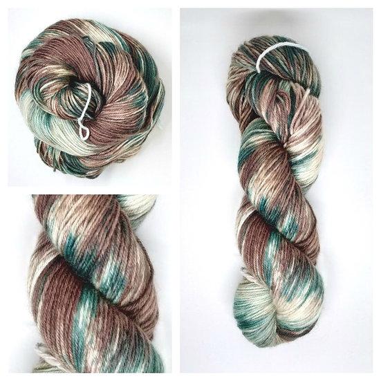B!tch available in 4ply, DK, Aran, Sock in Wool