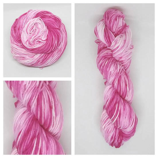 Lippy available in 4ply, DK, Aran, Sock in Wool and Cotton