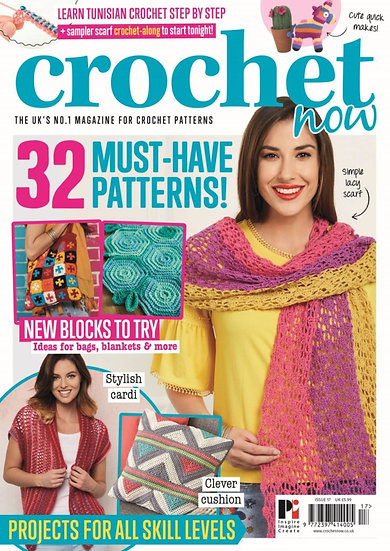 Crochet Now Issue 17