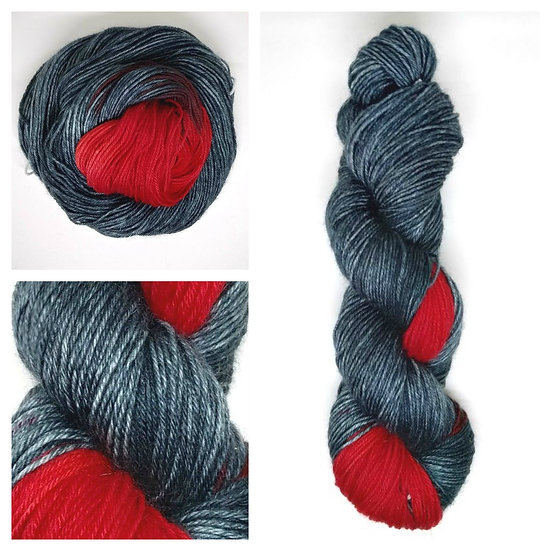 Crossroads King available in 4ply, DK, Aran, Sock in Wool and Cotton