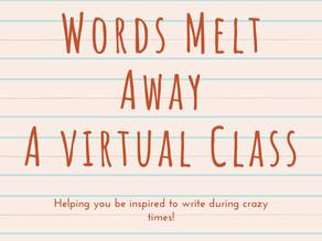 #11 Virtual Writing Classroom: Tinderboxes