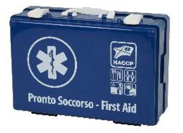 MEDIC 2 BLU HACCP EXPORT valigetta