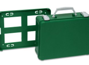 MEDIC 1 valigetta plastica arancio