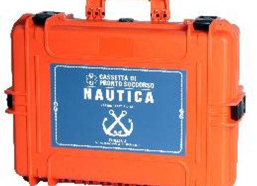 A-KIT valigetta pronto soccorso