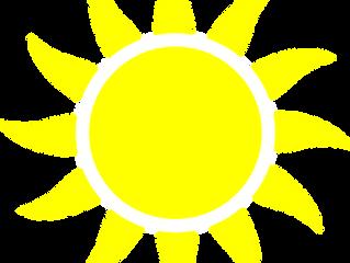 Ecrire en mai sous un soleil d'été une histoire qui se passe... en hiver !