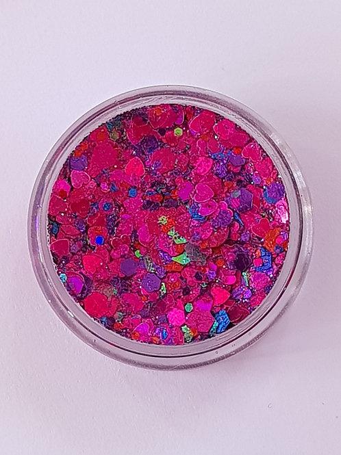 Fire Flower Essential Glitter Balm